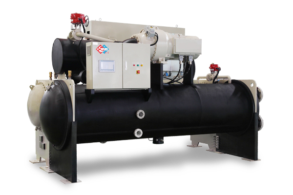 water cooled centrifugal chiller