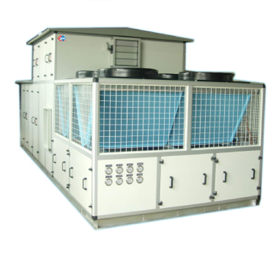 rooftop package industrial chiller unit