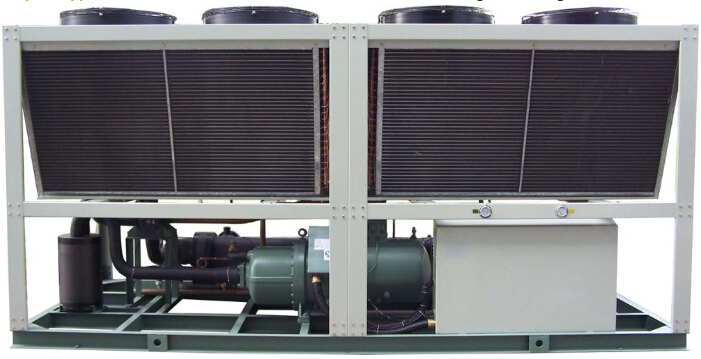 Screw Flooded Air Cooled Screw Type Chiller