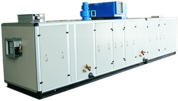 central air handling unit