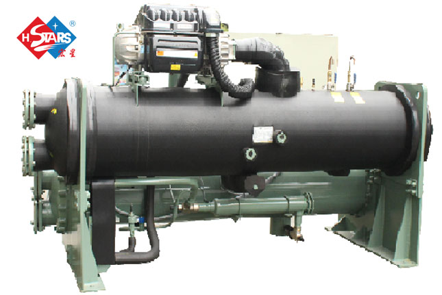 frequency conversion centrifugal chiller