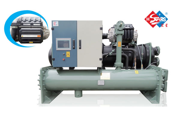 oil free centrifugal chiller