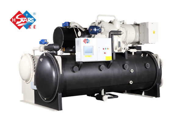 High Voltage Centrifugal Water-Cooled Chiller